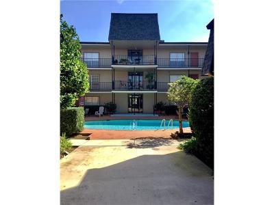 Metairie Condo For Sale: 2511 Metairie Lawn Drive #209
