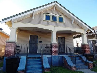 New Orleans Multi Family Home For Sale: 1928 Desire Street