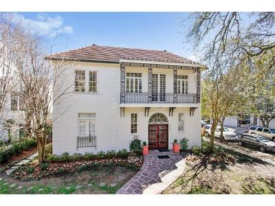 New Orleans Multi Family Home For Sale: 2236 St Charles Avenue