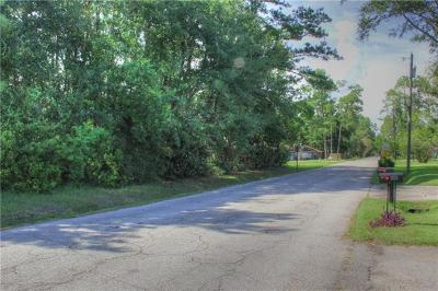 Slidell Residential Lots & Land For Sale: Lot 5 Maine Avenue