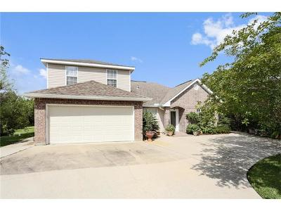 Slidell Single Family Home For Sale: 1065 Claire Drive