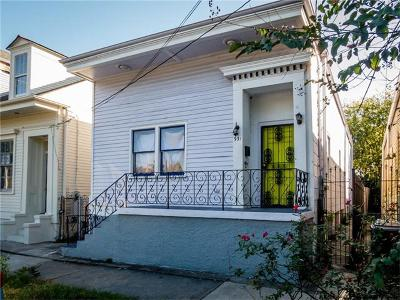 New Orleans Single Family Home For Sale: 931 Elysian Fields Avenue