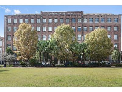 New Orleans Condo For Sale: 1107 S Peters Street #0412