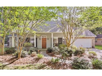 Single Family Home For Sale: 707 Kimberly Ann Circle