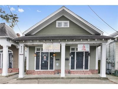 New Orleans Multi Family Home For Sale: 4230 Canal Street