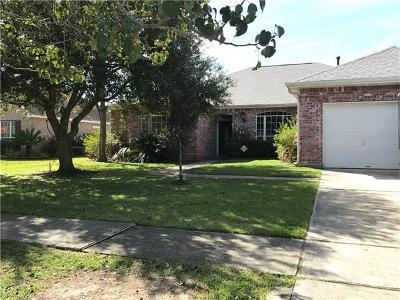 Slidell Rental For Rent: 1003 Wallace Court
