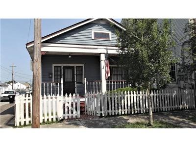 New Orleans Single Family Home For Sale: 2001 N Rampart Street