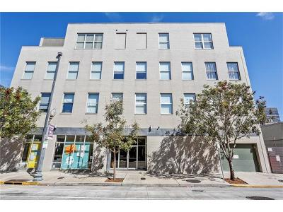 New Orleans Condo For Sale: 835 Julia Street #16