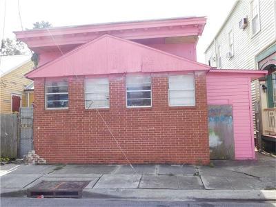 New Orleans Single Family Home For Sale: 1414 Kerlerec Street