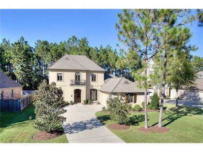 Single Family Home For Sale: 121 Grande Maison Boulevard