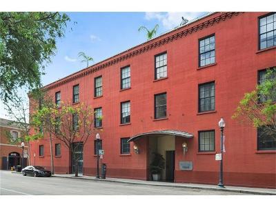 New Orleans Condo For Sale: 330 Julia Street #0233