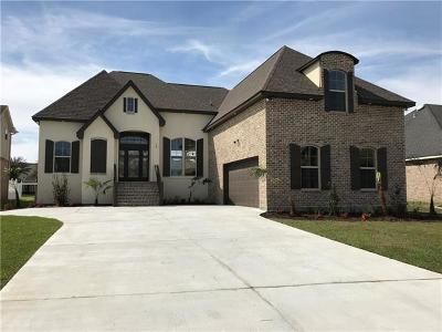 Slidell Single Family Home For Sale: 10 Inlet Cove Loop