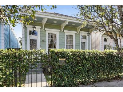 New Orleans Single Family Home For Sale: 3620 Annunciation Street