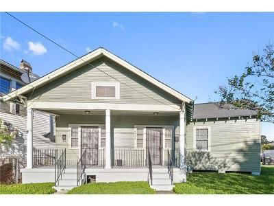 New Orleans Multi Family Home For Sale: 4105 Clematis Street
