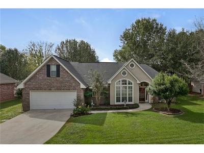 Single Family Home For Sale: 1344 S Ridge Drive
