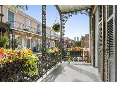 New Orleans Condo For Sale: 921 Chartres Street #16