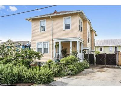 New Orleans Multi Family Home For Sale: 4202 S Galvez Street