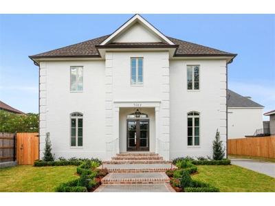 New Orleans Single Family Home For Sale: 7022 Argonne Boulevard