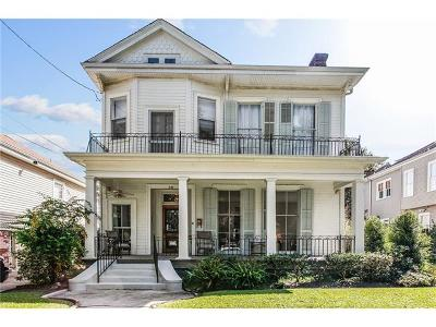 New Orleans Single Family Home For Sale: 54 Allard Boulevard