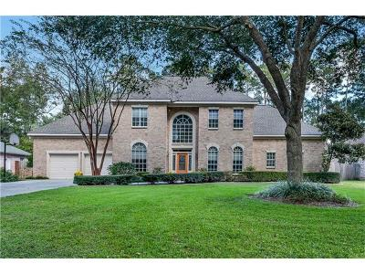Single Family Home For Sale: 6011 Walden Place