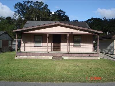 Westwego Single Family Home For Sale: 910 Oak Avenue