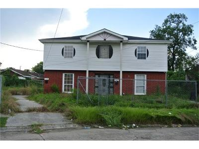New Orleans Multi Family Home For Sale: 1671 Jo Ann Place