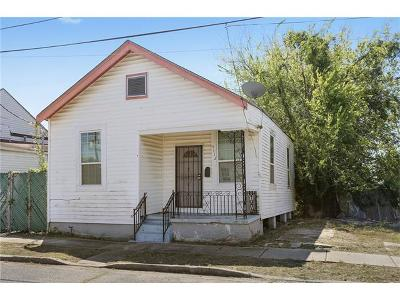 New Orleans Single Family Home For Sale: 4112 Willow Street