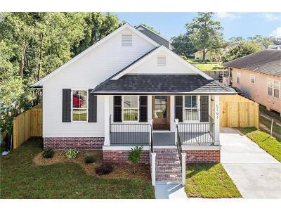 New Orleans Single Family Home For Sale: 5191 Demontluzin Street