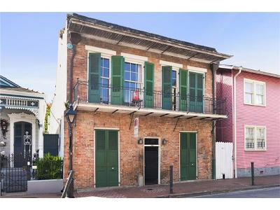 New Orleans Condo For Sale: 836 St Peter Street #6