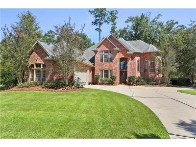 Madisonville Single Family Home Pending Continue to Show: 156 Glendurgan Way