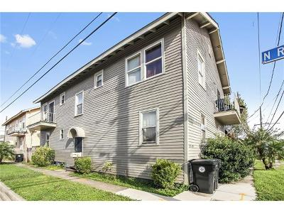 New Orleans Multi Family Home For Sale: 3137 St Peter Street