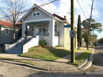 New Orleans Multi Family Home For Sale: 4934 S Galvez Street