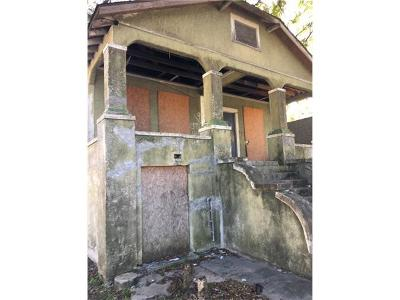 New Orleans Multi Family Home For Sale: 5926 St. Claude Avenue