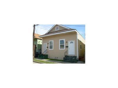 New Orleans Multi Family Home For Sale: 1509 Louisa Street