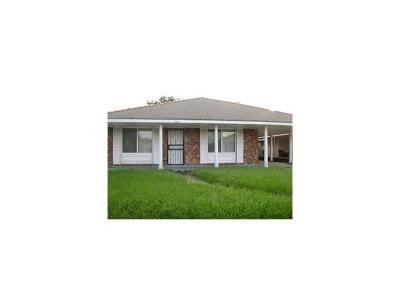 New Orleans Multi Family Home For Sale: 7810 Shubert Street