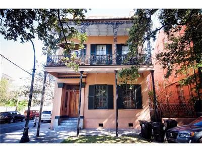 New Orleans Condo For Sale: 741 Esplanade Avenue #7