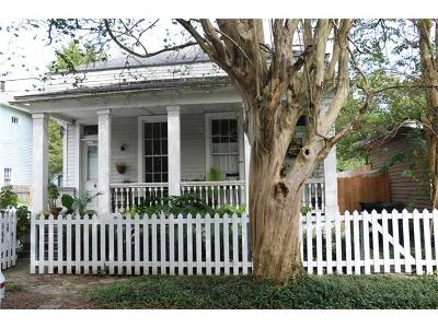 New Orleans Multi Family Home Pending Continue to Show: 4219 Coliseum Street
