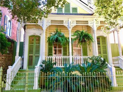 New Orleans Single Family Home For Sale: 716 Esplanade Avenue