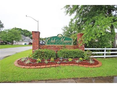 Destrehan, St. Rose Residential Lots & Land Pending Continue to Show: 184 Oak Manor Lane