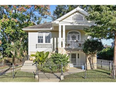 New Orleans Single Family Home For Sale: 1911 Valence Street