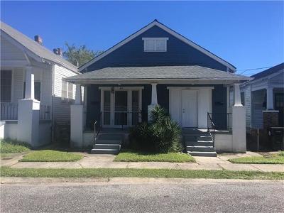 New Orleans Multi Family Home For Sale: 922-924 Verret Street