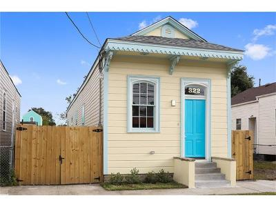 New Orleans Single Family Home For Sale: 322 N Tonti Street