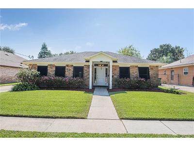 Single Family Home For Sale: 4816 Alphonse Drive