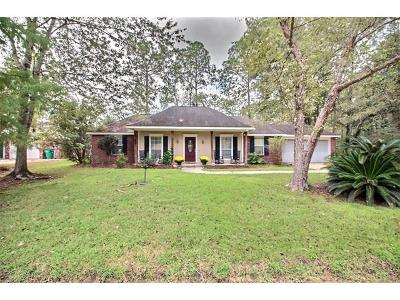 Single Family Home For Sale: 436 Colonial Court