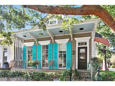 New Orleans Single Family Home For Sale: 5968 Patton Street