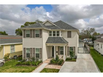 Metairie Single Family Home For Sale: 309 Aris Avenue