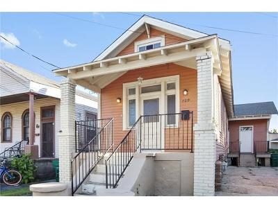 Gretna Single Family Home For Sale: 729 Lafayette Street