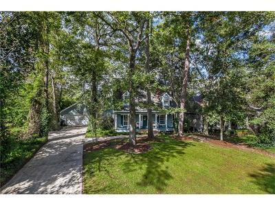 Single Family Home For Sale: 414 Magnolia Lane