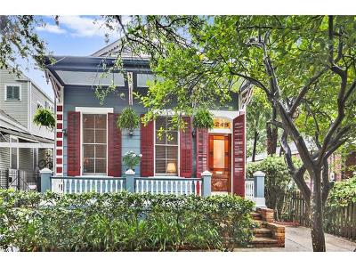 New Orleans Single Family Home Pending Continue to Show: 3245 Desoto Street
