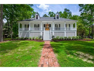 Covington Single Family Home For Sale: 100 Bayberry Drive